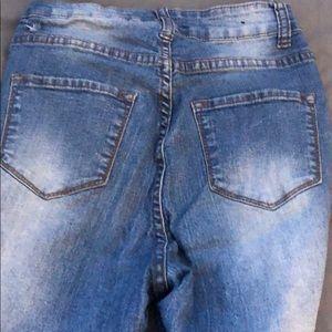 Fashion Nova Jeans - Fashion nova ripper skinny jeans